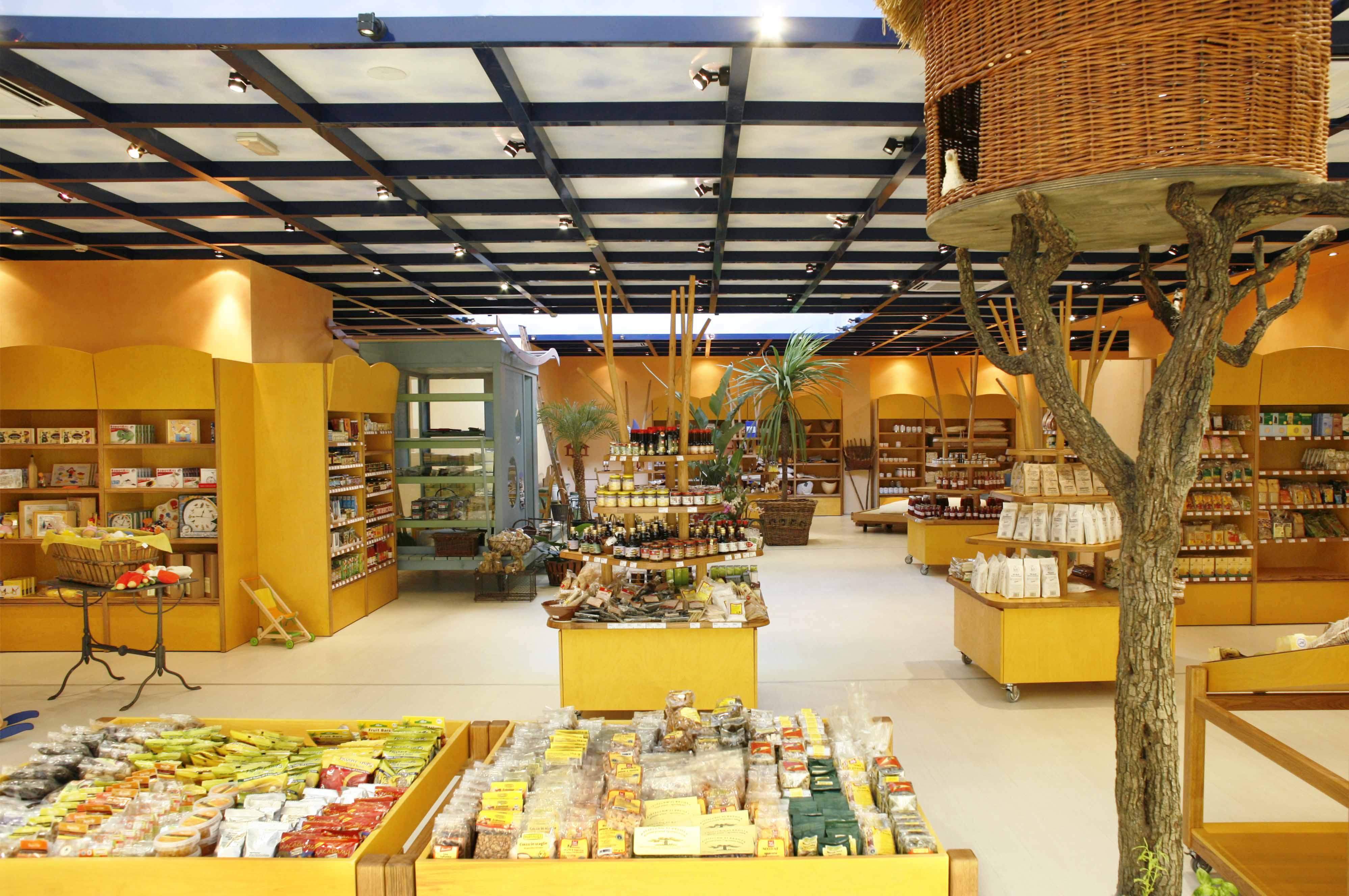 Milano apre il terzo negozio centro botanico essere for Piccole planimetrie a concetto aperto