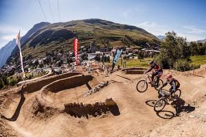 2 Alpes- percorsi in mountain bike
